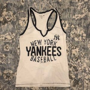 Authentic Yankees Tank! Purchased in the stadium